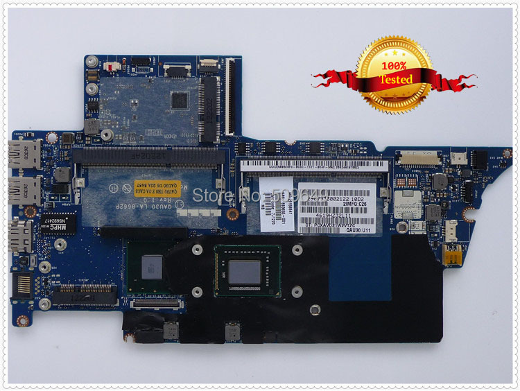 Top quality , For HP laptop mainboard ENVY4 693655-001 laptop motherboard,100% Tested 60 days warranty цены онлайн