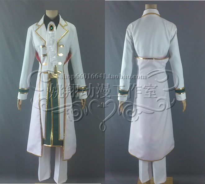 Japanese Hot Anime Pandora Hearts cosplay Oz Vessalius cos Unisex Halloween party costume set (cloak+coat+shirt+tie+pants+glove) шины bridgestone turanza t001 215 45 r17 87w