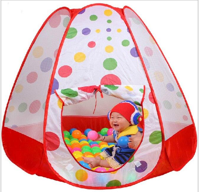 comprar recin llegado los nios grandes de los nios carpa casa de juegos interior y exterior sala de juegos carpa casa jugar juego tent