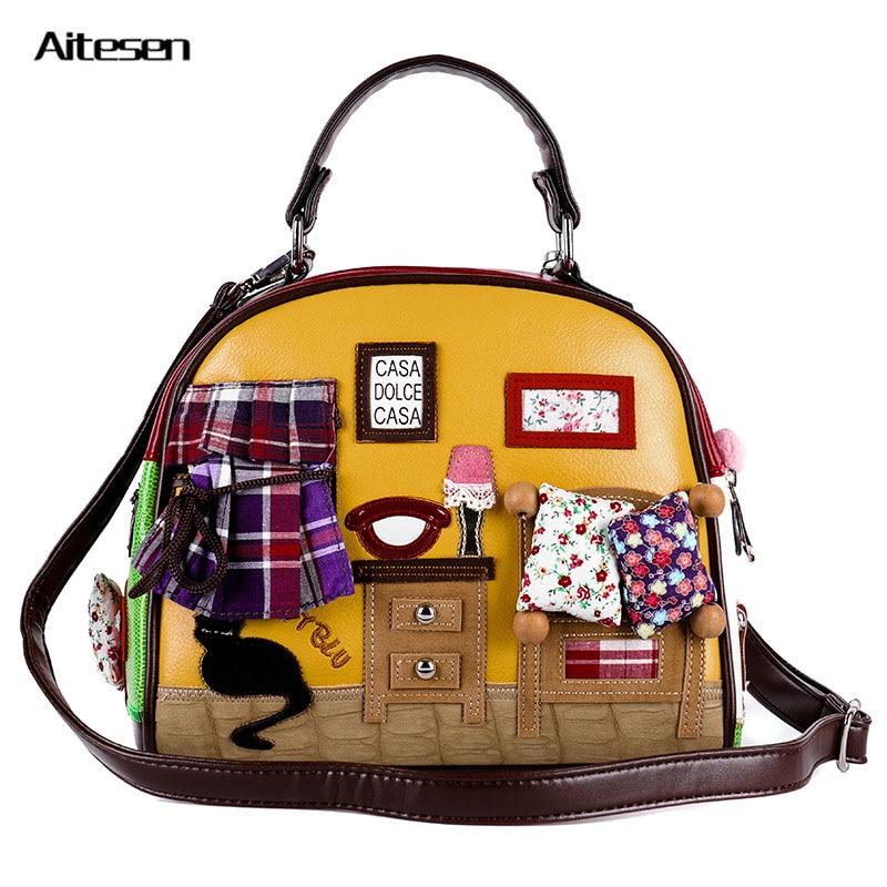 Bolsa Nike Feminina 2016 : New women shoulder bag italy braccialini handbag