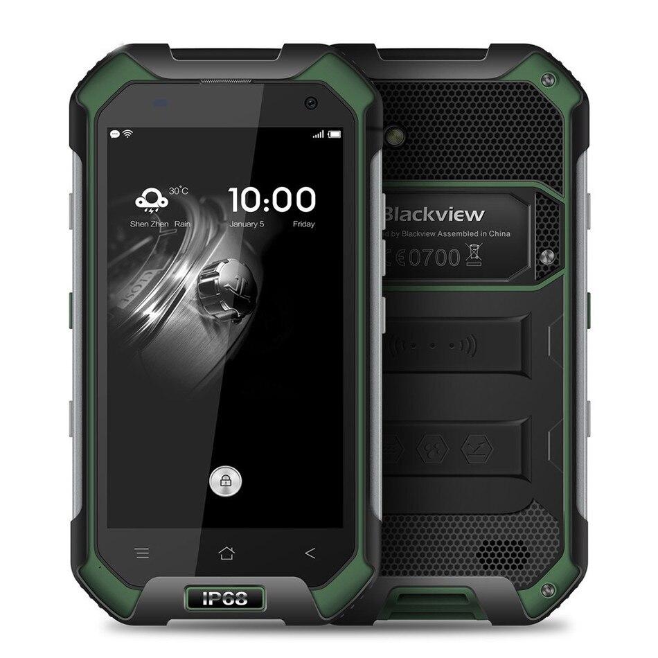 """Téléphone portable Original Blackview BV6000S IP68 étanche antichoc 4G Smartphone 4.7 """"Android 6.0 MT6735 Quad Core 2 GB 16 GB NFC-in Mobile Téléphones from Téléphones portables et télécommunications on AliExpress - 11.11_Double 11_Singles' Day 1"""