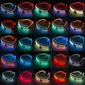 Пластиковые Светодиодные очки светящиеся оттенки мигающие рейв Свадебная вечеринка в помещении и на открытом воздухе ночные шоу и меропри...