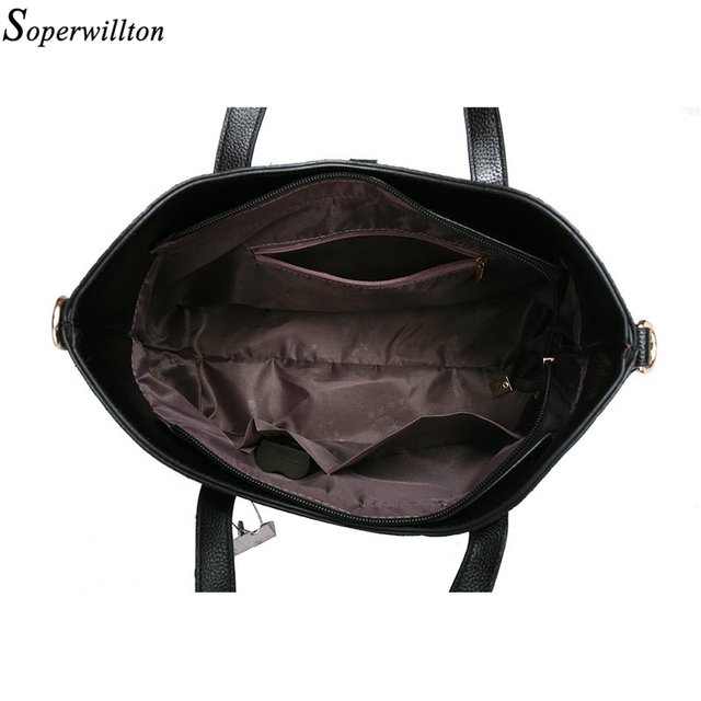 Bags Women Female Bags 4 Pieces