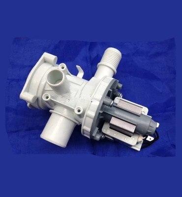 цена на 1pcs Original drain pump for samsung washing machine parts WF-C863/C963/R1053/R853 whole package drainage pump