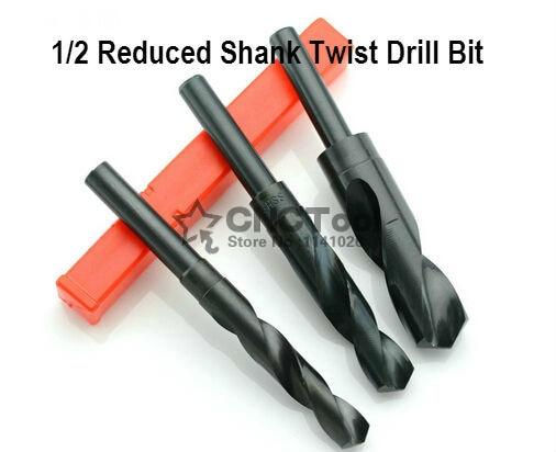 Hole Diameter : 26.5 Dia Reduced Shank HSS Twist Drill Bit