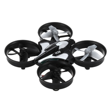 JJR/C JJRC H36 Mini Drone 6 Axis RC Micro Quadcopters With Headless Mode One Key Return Helicopter Gift with Spare Part Bag