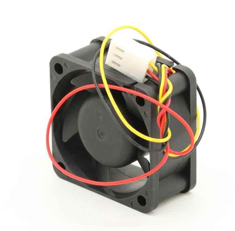 شحن مجاني 3pin كتم FD124020EB تبريد مروحة 40x40x20 مللي متر ل YS Tech 12VDC 0.12A
