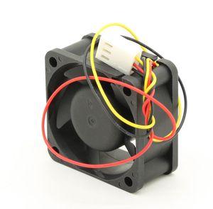 Image 5 - จัดส่งฟรี 3pin mute FD124020EB พัดลมระบายความร้อน 40x40x20 มม. สำหรับ Y.S Tech 12VDC 0.12A