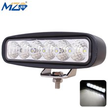 MZ-D-18W-Flood LED Floodlight 60 Degrees Work Light SUV UTV Head Light Fog Light Side Light 30000 Hours Above Life Waterproof