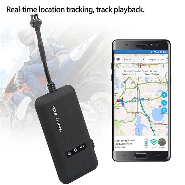 5b07fcd30ee Hot sale Mini Realtime GPS Car Tracker Locator GPRS GSM Tracking Device  Vehicle Truck Van p  dropship
