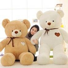 1pcs 120cm four colors big teddy bear skin coat plush toys stuffed toy baby Girlfriends birthday gifts Christmas