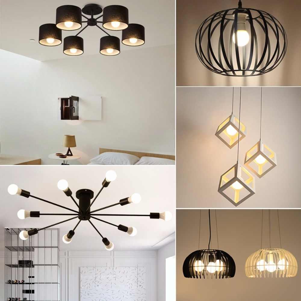 Smernit LED אור הנורה E27 AC85-265V 7 W 9 W 12 W 15 W 18 W לבן 110 V 120 V 220 V 230 V 240 V חם חיסכון באנרגיה נורות מנורות Lampada