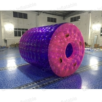 Commercial used hamster inflatable water roller water walking roller inflatable water roller