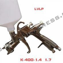 Пневматические распылители краски LVLP, Гравитационный инструмент для нанесения краски 1,4 мм/1,7 мм, сопло 600cc, Гравитационный автомобильный пистолет-распылитель