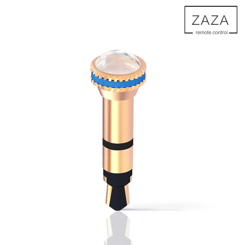 Cheap ZAZA remote Mobile phone universal remote control TV set-top