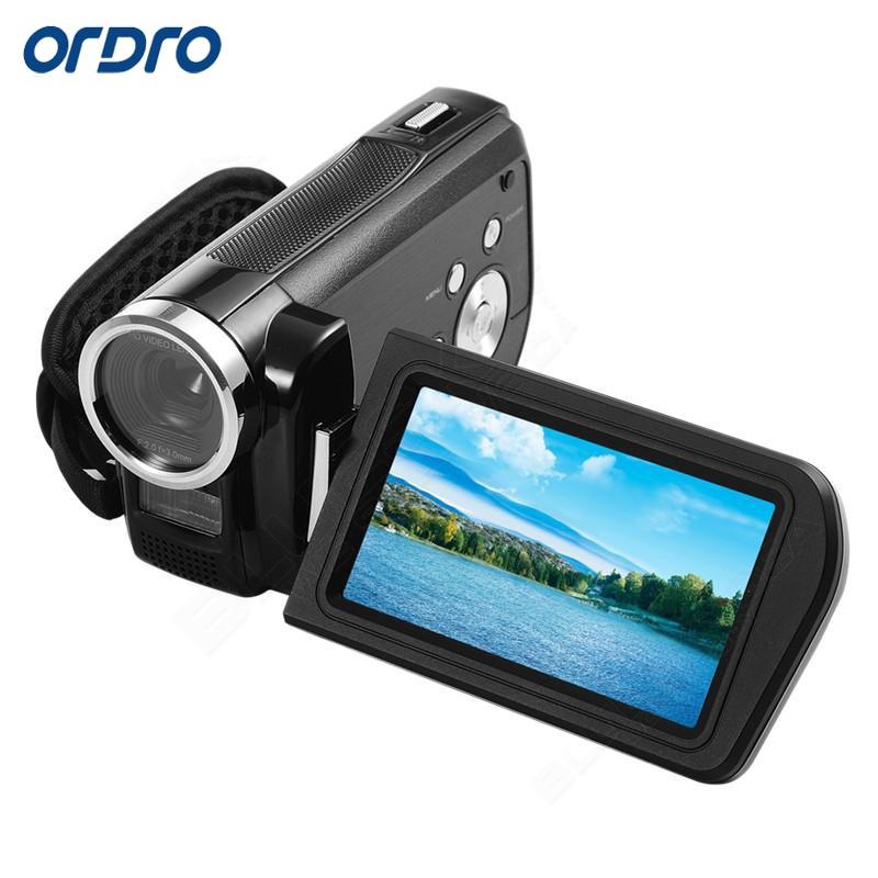 ORDRO HDV-Z3 Video Camera Full HD 1080P 24MP 16x Zoom 3.0 ...