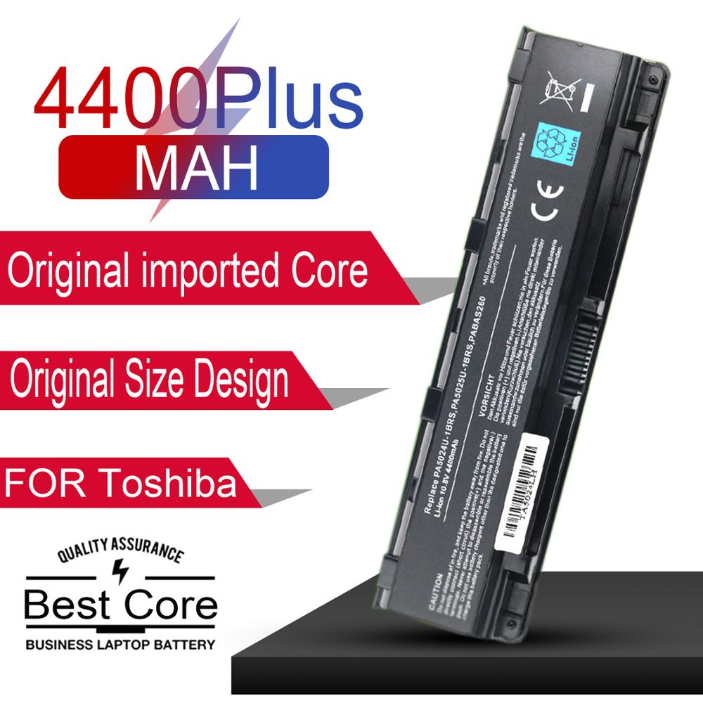 Japanese Cell Laptop Battery For <font><b>Toshiba</b></font> Satellite C800 C850 C870 <font><b>L800</b></font> L830 L850 L855 L870 PA5024U PA5025U PA5024U-1BRS PABAS260 image