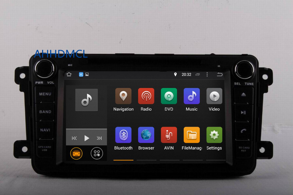 Sale AHHDMCL Car Multimedia Player Stereo Radio DVD Android 9.0 Navigation For Mazda CX-9 2007 2008 2009 2010 2011 2012 2013 ~Up 0