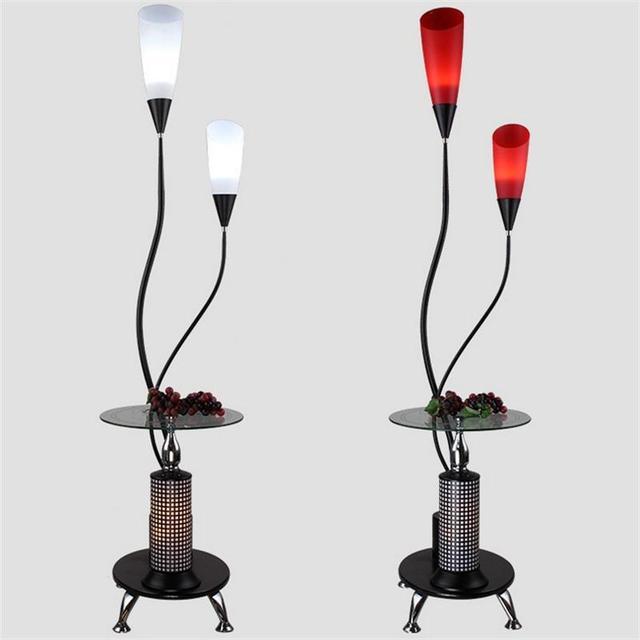 Moderne Einfache Stehleuchte Couchtisch Stehen Leuchte Wohnzimmer Studie Bettlektre Klavier Lampe E27 Lambader Stehlampe