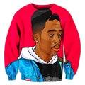 Alisister nueva moda 2pac Tupac Thug Life 3D Sudadera sudaderas con capucha para hombres/mujeres imprimir gráficos ocasionales hoodies harajuku sudaderas