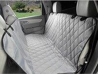 2018 Practical Car Seat Waterproof Pet Carrier Durable Dog Seat Cushion Bench Back Cover Mat Anti slip Foldable Car Mat 4 Color