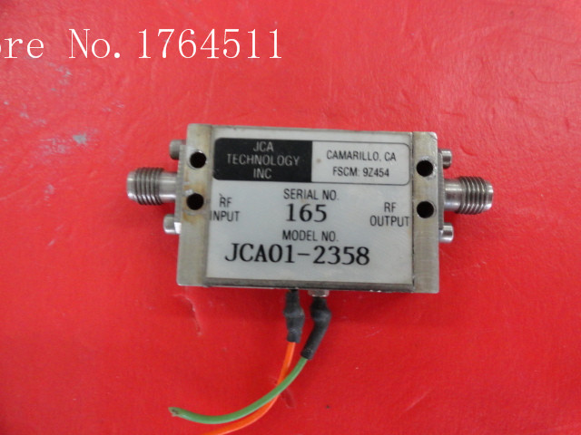 [BELLA] JCA JCA01-2358 10V SMA Supply Amplifier