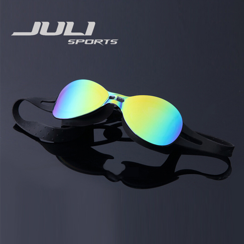 Professional Men Women mirror lens Electroplate Anti Fog Swimming Goggles Waterproof Swim Glasses M3067A