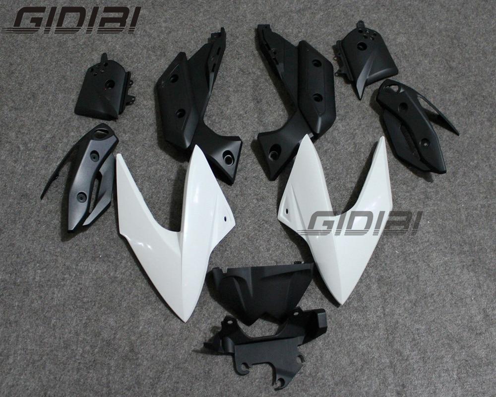 Moto ABS Non Peint Injection Moule Carénages Carrosserie Kit Pour YAMAHA XJ6 XJ 6 2009-2012 10 11 + 4 cadeau