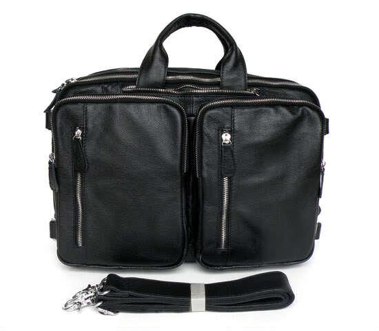 Vintage Genuine Leather Bag Men Messenger Bags Portfolio Briefcase Men Travel Bags Shoulder Bags 14 Laptop Handbags #VP-J7041 mva men s briefcase leather laptop bag 14 genuine leather men bag men messenger shoulder bags men s crossbody bags handbags