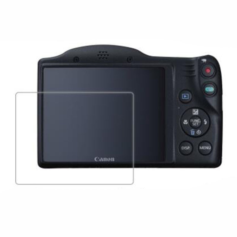 Tempered Glass Screen Protector for <font><b>Canon</b></font> <font><b>Powershot</b></font> SX170 SX400 SX410 <font><b>SX430</b></font> <font><b>IS</b></font> SX510 SX500 SX530 HS Camera Screen Film Cover image