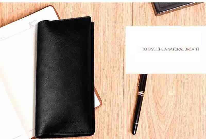 STOD Telefon Çantası Cüzdan PU İPhone 6S 7 8 X Plus Samsung - Cib telefonu aksesuarları və hissələri - Fotoqrafiya 6