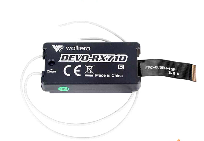 Walkera Runner 250 Advanced Quadcopter Spare Parts Audio Video A/V Receiver Rx Runner 250 (R)-Z-11