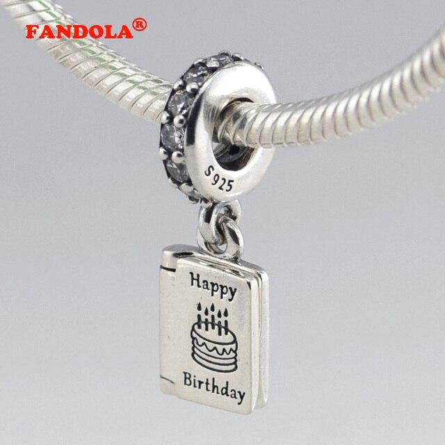 charm cumpleaños pandora