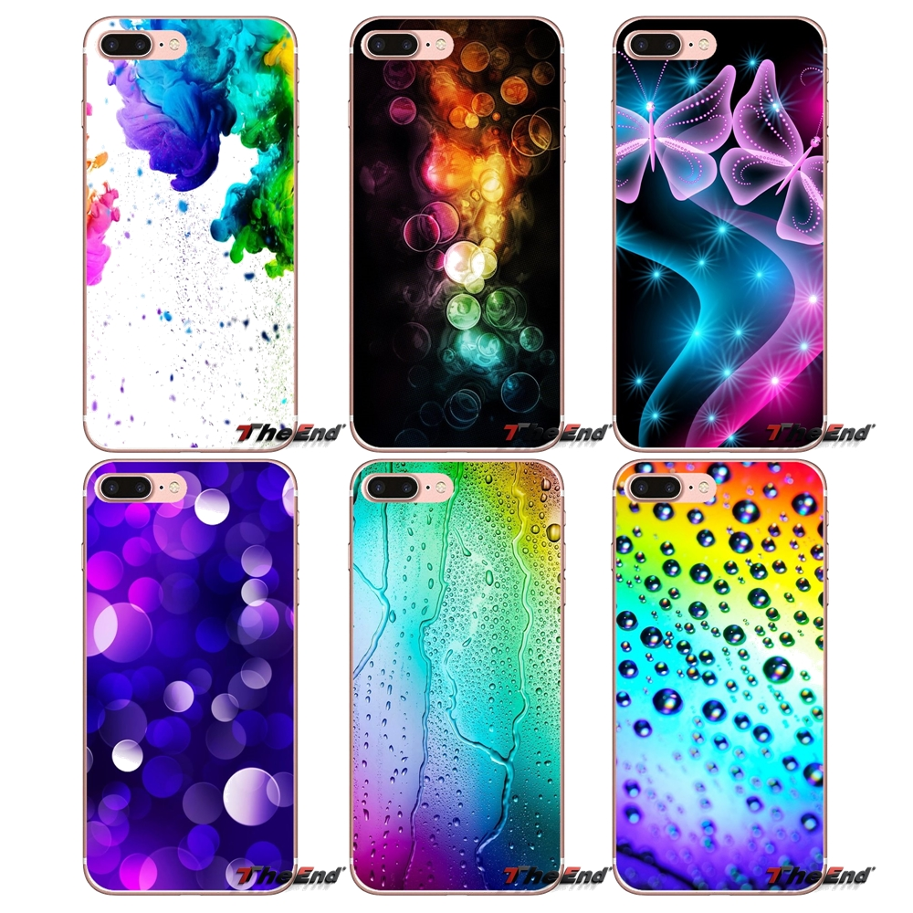US $0 99 |For Xiaomi Redmi 4 3 3S Pro Mi3 Mi4 Mi4i Mi4C Mi5 Mi5S Mi Max  Note 2 3 4 Cover Coque abstract bubbles digital art Pink TPU Case-in