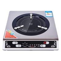 2000W Induction Cooker Household Multifunction Electric Cooker Hot Pot Food Cooking Machine Timing Induction Cooking TY 08