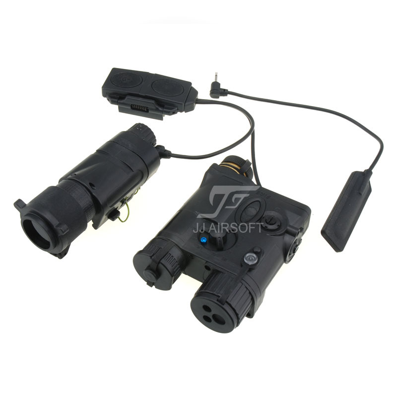 Element Advanced Illuminator Combo with AN/PEQ-16A and M3X (Black) FREE SHIPPING(ePacket/HongKong Post Air Mail) element sf m300 mini scout light black m300a led mini scout flashlight free shipping epacket hongkong post air mail