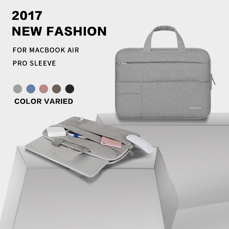 Laptop bag for Dell Asus Lenovo HP Acer Handbag Computer 11 12 13 14 15 inch for Women Bags 13 15 Notebook 15.6 Sleeve Case men laptop 14 13 3 12 11 inch fashion hard shell notebook bag portable computer