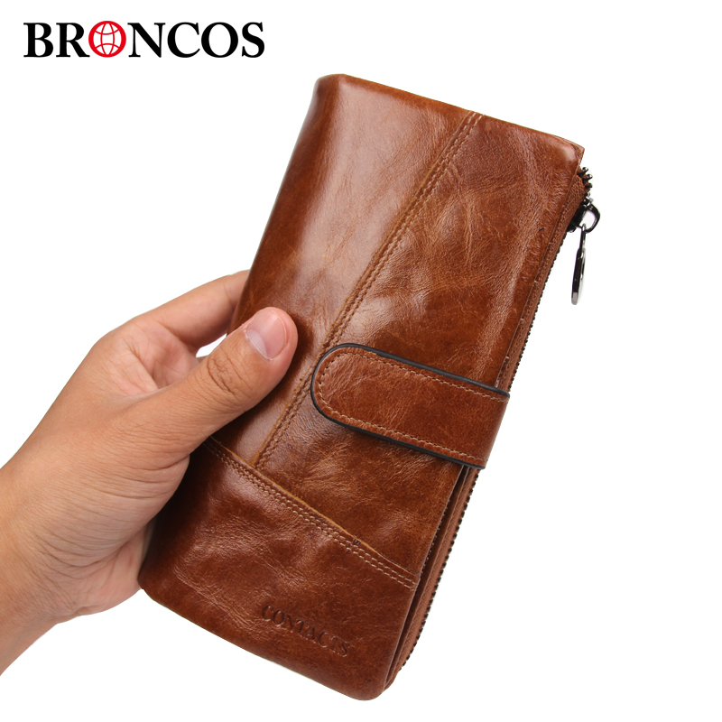2017 New Fashion Men Wallets Casual Wallet Men Purse Clutch Bag Brand Leather Long Wallet Design Hand Bags For Men Purse