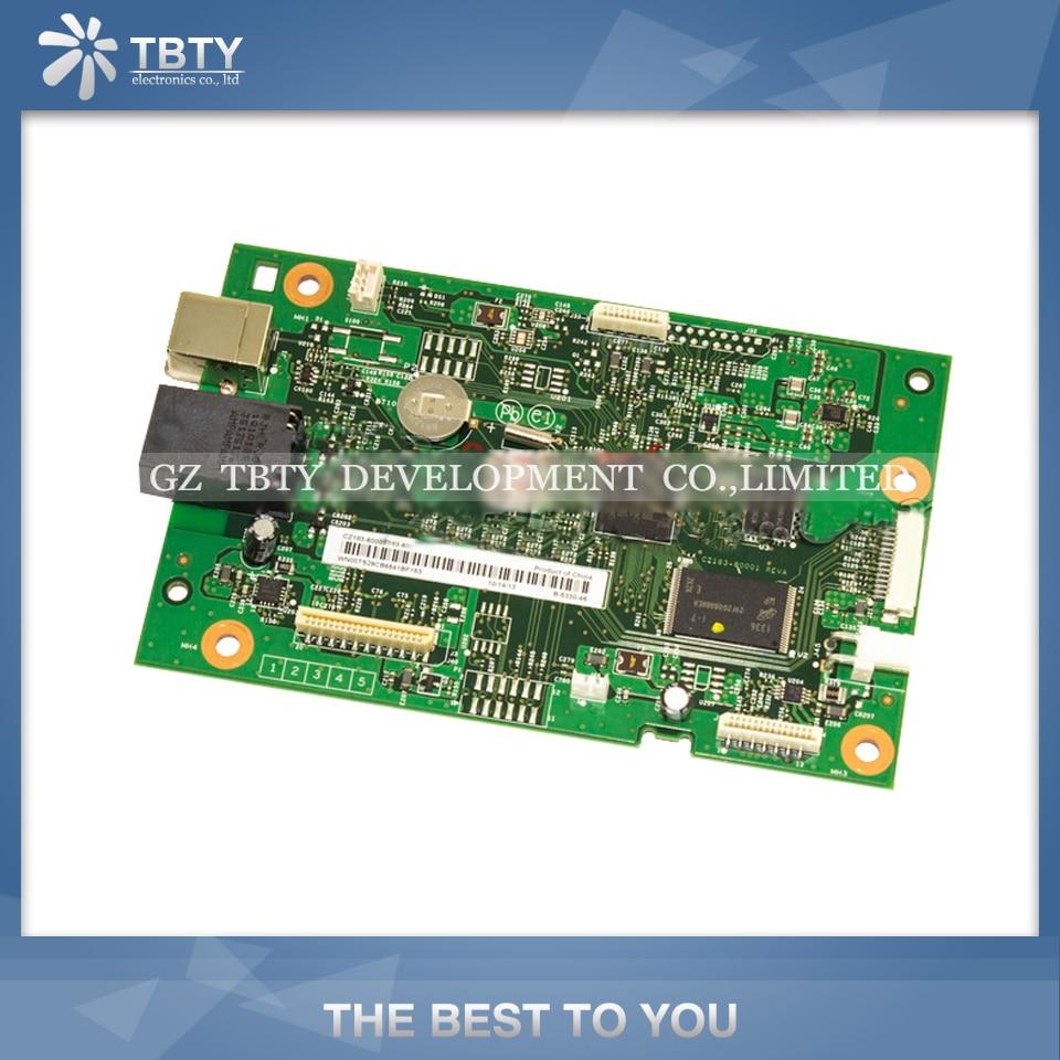 LaserJet Printer Mainboard Formatter Board For HP M177N M177 177N 177 Main board On Sale laser printer main board for hp m176 m176n m177 m177fw 177 177fw 176 176n hp176 hp176n formatter board mainboard logic board