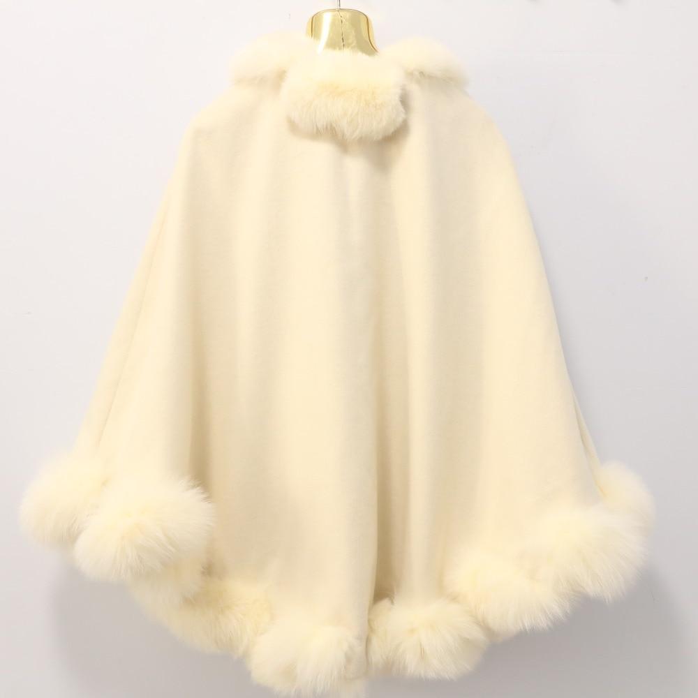 Brezplačna dostava pomlad jesen zima ženske krem barva - Oblačilni dodatki - Fotografija 2
