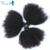 Rosa Produtos para Cabelo Mongolian Kinky Curly Virgem Cabelo Bundles 1 Peça Virgem Encaracolado Afro Crespo Cabelo Natural Tecer Cabelo Afro