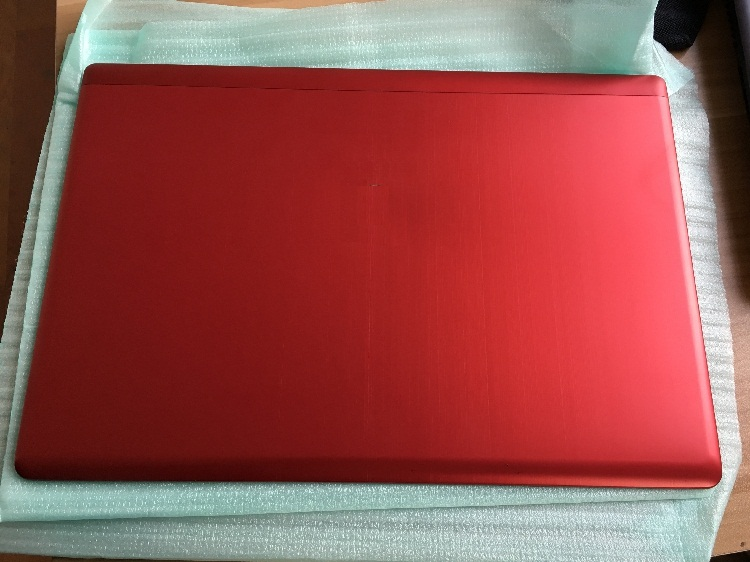 ФОТО Laptop Top Cover for MSI GS70-2QC 2QE 2QD 20D 2PC red 772A613Y77 silver 772A113Y77 E2P-77101XX-CG0 black 772A415Y77 771A413Y77