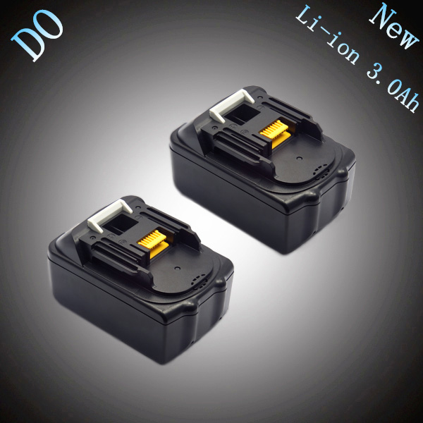 2PCS 3000mAh Replacement for Makita 18V BL1830 Rechargeable Lithium Ion Power Tool Battery Packs LXT400 194230-4 194205-3 bl1830 tool accessory electric drill li ion battery 18v 3000mah for makita 194205 3 194309 1 lxt400 18v 3 0ah power tool parts page 8
