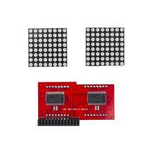 Raspberry Raspberry pie Pi LED Matrix dot-matrix LED screen LED matrix module