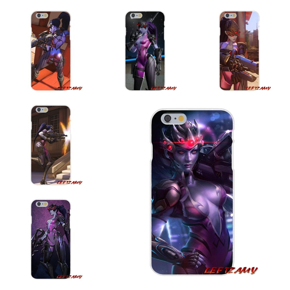 game Overwatch OW character Widowmaker For Motorola Moto G LG Spirit G2 G3 Mini G4 G5 K4 K7 K8 K10 V10 V20 V30 Design Phone Case