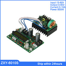 Superpower Programable CNC DC Regulated Power Supply/Voltage Step-down Module with Digital Display/60V 10A 600W DC to DC Supply