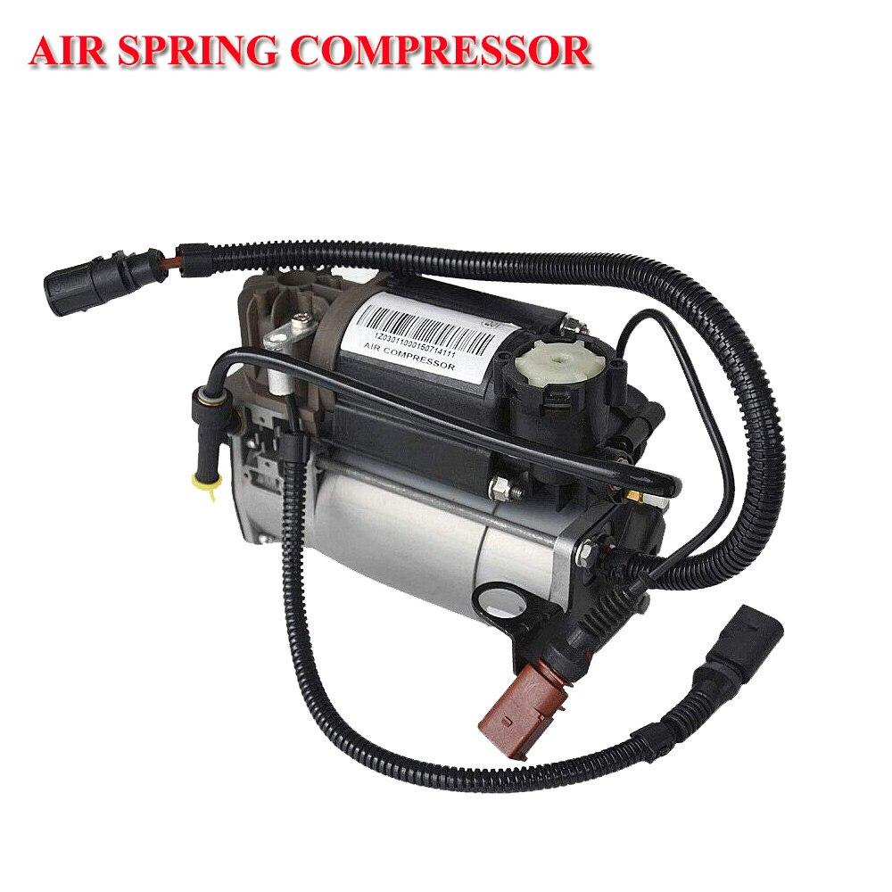 Pompe À Compresseur À Suspension Pneumatique Pour Audi A8 D3 6/8 Cylindre 4E0616007B 4154031160 4E0616005D 4E0616005F 4E0616005H V6 et V8