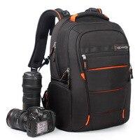 CAREELL Universal Bag Large Capacity DSLR Camera Bag Photo Bag Camera Backpack Travel Backpack for Canon Nikon Sony Digital Cam