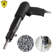 Air Riveter High Quality Industrial Pneumatic Air Riveter Gun For Iron Stainless Steel Solid Rivets Pistol
