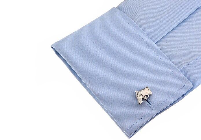 Manset pengiriman gratis, Desain kuda seri binatang beruang gajah - Perhiasan fashion - Foto 6